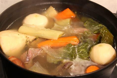 cuisiner un pot au feu pot au feu traditionnel pour ceux qui aiment cuisiner
