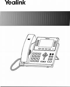 Yealink T46s User Manual