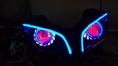 R15 Light Modification by Yamaha R15 Headlight Review