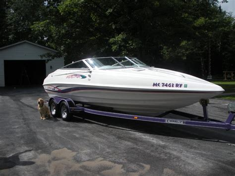 Caravelle Interceptor Boat Decals by 1999 Caravelle Interceptor Powerboat For Sale In Michigan