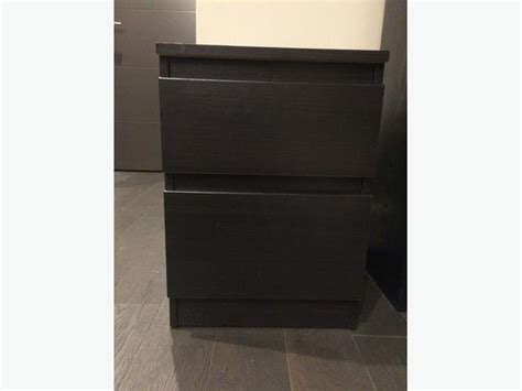 Ikea Malm 2-drawer Chest Black-brown Victoria City, Victoria Washer Dryer Drawers Cheap Wardrobes And Chest Of Dishwasher Single Drawer Minecraft Skin 3 Tier Plastic Cutlery Tray Inserts For Console Desk With Melamine Boxes