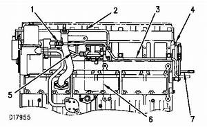 3116 And 3126 Truck Engines Fuel System Inspection