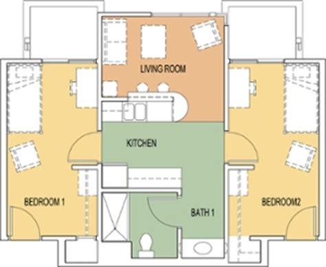 Cal Poly Floor Plans by Suite Floorplan
