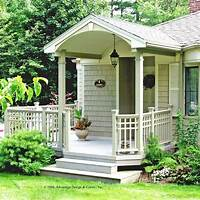 front porch plans Six kinds of Porches for your home – Suburban Boston Decks ...