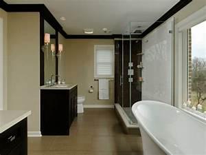 Modèle Salle De Bain Contemporaine. comment cr er une salle de bain ...