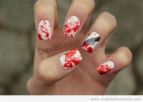 d 233 coration d ongles nail