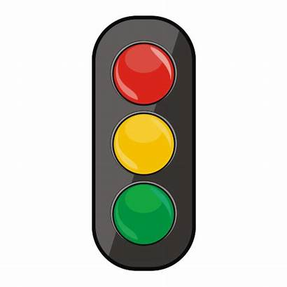 Traffic Clipart Lights Icon Clip Cliparts Clipartbest