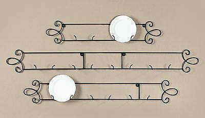 plate racks hangers home decor home garden  items picclick