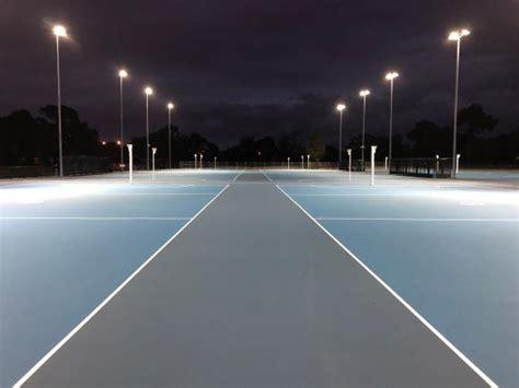 dales park netball courts contek construction
