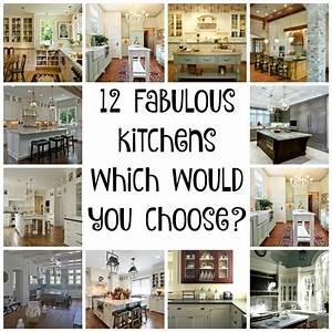 12 Fabulous Kitchens Celebrate Decorate
