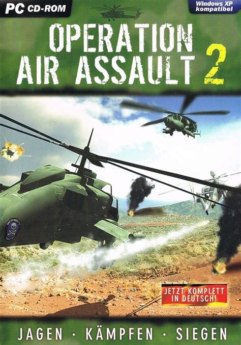 Apache Longbow Assault (2004) - MobyGames