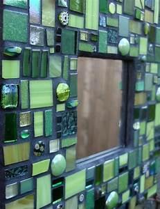 Spiegel Zum Basteln : die 25 besten ideen zu mosaikspiegel auf pinterest lila spiegel mosaikkunst und ~ Orissabook.com Haus und Dekorationen