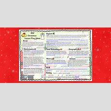 Christmas Lesson Plan Ideas Ks2  Christmas, Ks2, Lesson Plan