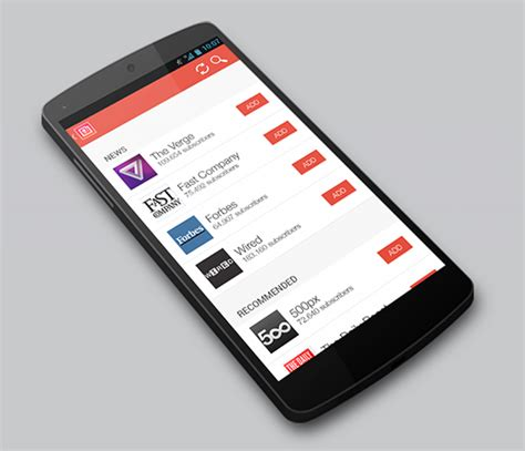 android news app buy news feed android app template news magazine