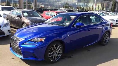 sporty lexus blue new ultrasonic blue mica 2015 lexus is 250 awd f sport