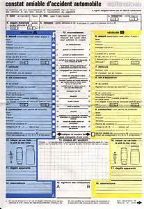Imprimer Constat Amiable : imprimer t l charger constat amiable ~ Gottalentnigeria.com Avis de Voitures