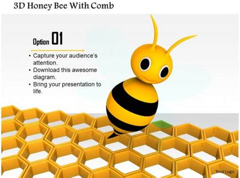 honey bee  comb image graphics  powerpoint