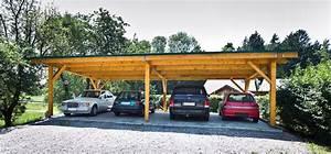 Carport Aus Holz : carports pichler holzbau pichler holzbau ~ Orissabook.com Haus und Dekorationen