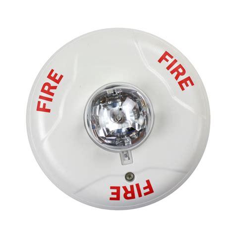 System Sensor Scwk Spectr Alert White Ceiling Outdoor Fire