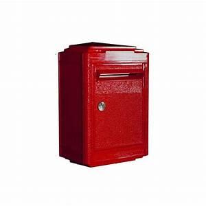 Boite Aux Lettres La Poste : boites aux lettres la poste rose bunker abbesses ~ Melissatoandfro.com Idées de Décoration