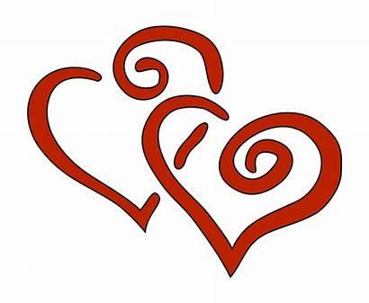Hearts Clip Onlinelabels