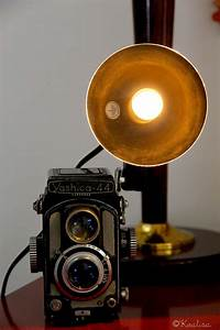 Appareil Photo Vintage : diy faire une lampe avec un appareil photo vintage ~ Farleysfitness.com Idées de Décoration