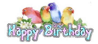 Birthday Happy Friend Bird Don Xcitefun Pearl