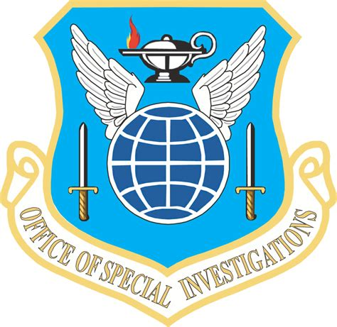 state bureau of investigations united states air office of special investigations