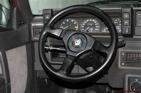 Volante Alfa 75 by Vendo Alfa 75 Turbo Quadrifoglio Verde