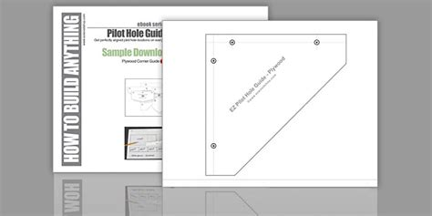 woodworking guides templates  charts