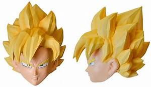 Japan Trend Shop Dragon Ball Z Goku Mask Costume