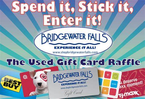 Bridge Ter Falls Used  Ee  Gift Ee    Ee  Card Ee   Raf E Savings Lifestyle
