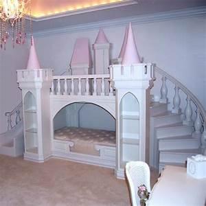 Lit Princesse Fille : un lit de princesse mademoiselle p paris love ~ Teatrodelosmanantiales.com Idées de Décoration