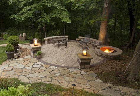 decorative boxes backyard patio ideas with pit pit design ideas