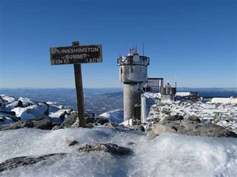 mount washington observatory weather discovery