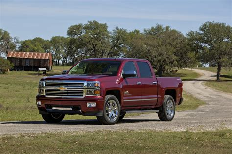 2014 Chevy Silverado High Country Loads Up With ,100