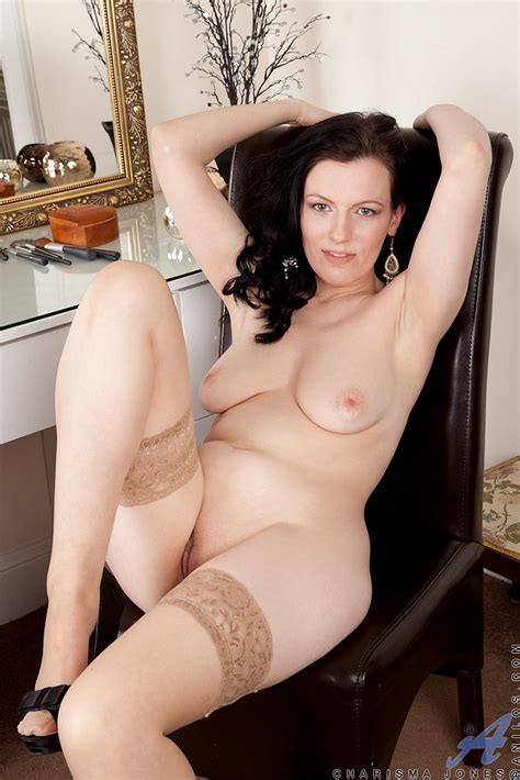 Brunette MILF Charisma Play With Her Miffy Photos