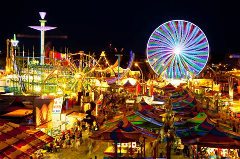 North American Midway Entertainment Is An International