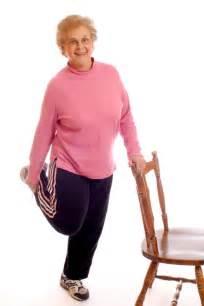 senior exercise images slideshow