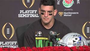 Oregon Wins 2015 Rose Bowl, Post Game Press Conference ...