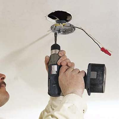 how to install a ceiling fan box without attic access attach new electrical box how to install a ceiling fan