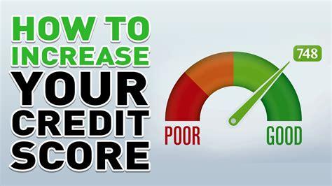 improve  credit score    credit