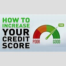 How To Improve Your Credit Score  Get A Better Credit Score Using These Tips! Youtube