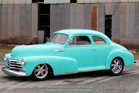 chevrolet stylemaster  sale classic car  sale