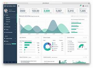 20 free bootstrap admin dashboard templates 2018 colorlib for Free admin template for web applications