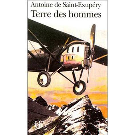 Terre Des Hommes  Poche  Antoine De Saintexupéry