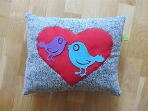 Kissenbezug Selber Nähen : n hen dekorieren geschenke selber machen innenabbildung ~ Lizthompson.info Haus und Dekorationen