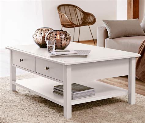 Couchtische Weiß Landhausstil by Wohnzimmertisch Tisch Couchtisch Kopenhagen Im