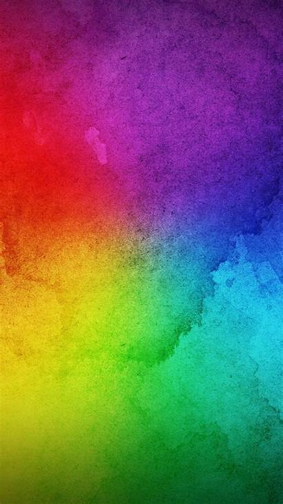 Rainbow Colors Android Wallpapers Background Backgrounds H1s