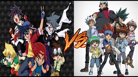 Old Which Is Better Remake Original Beyblade Trilogy